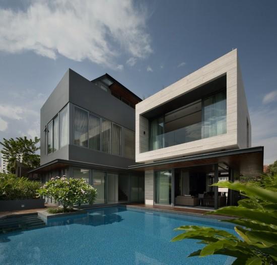 Wallflower Architecture Dream House Singapore