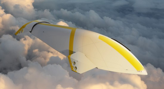 Aether luxury airship cruise concept
