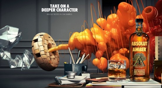 Absolut Amber by Absolut Vodka