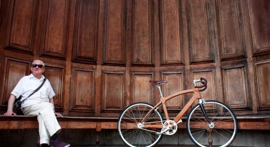 Bamboo bikes by Guapa