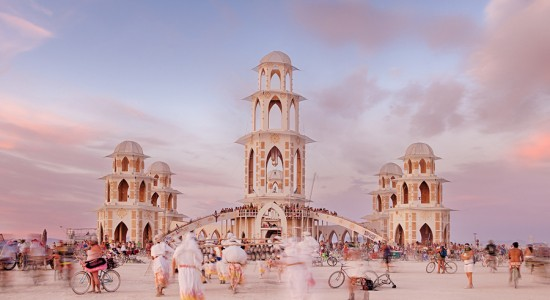 Burning Man festival - Nevada