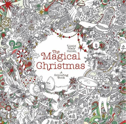 Adult Christmas Colouring book: Great Christmas gift idea